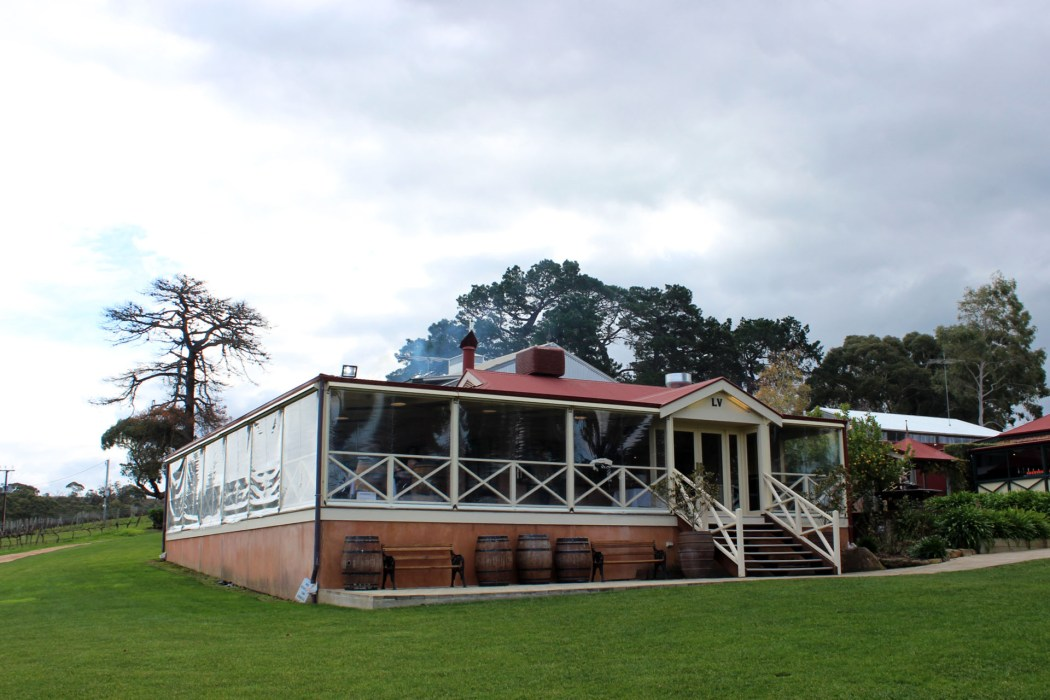 One of the function venues at Longview