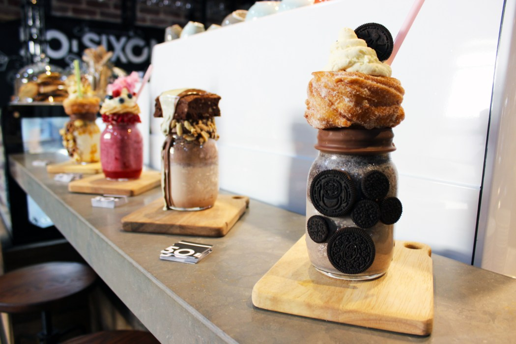Some of the Insta-Famous Shakes