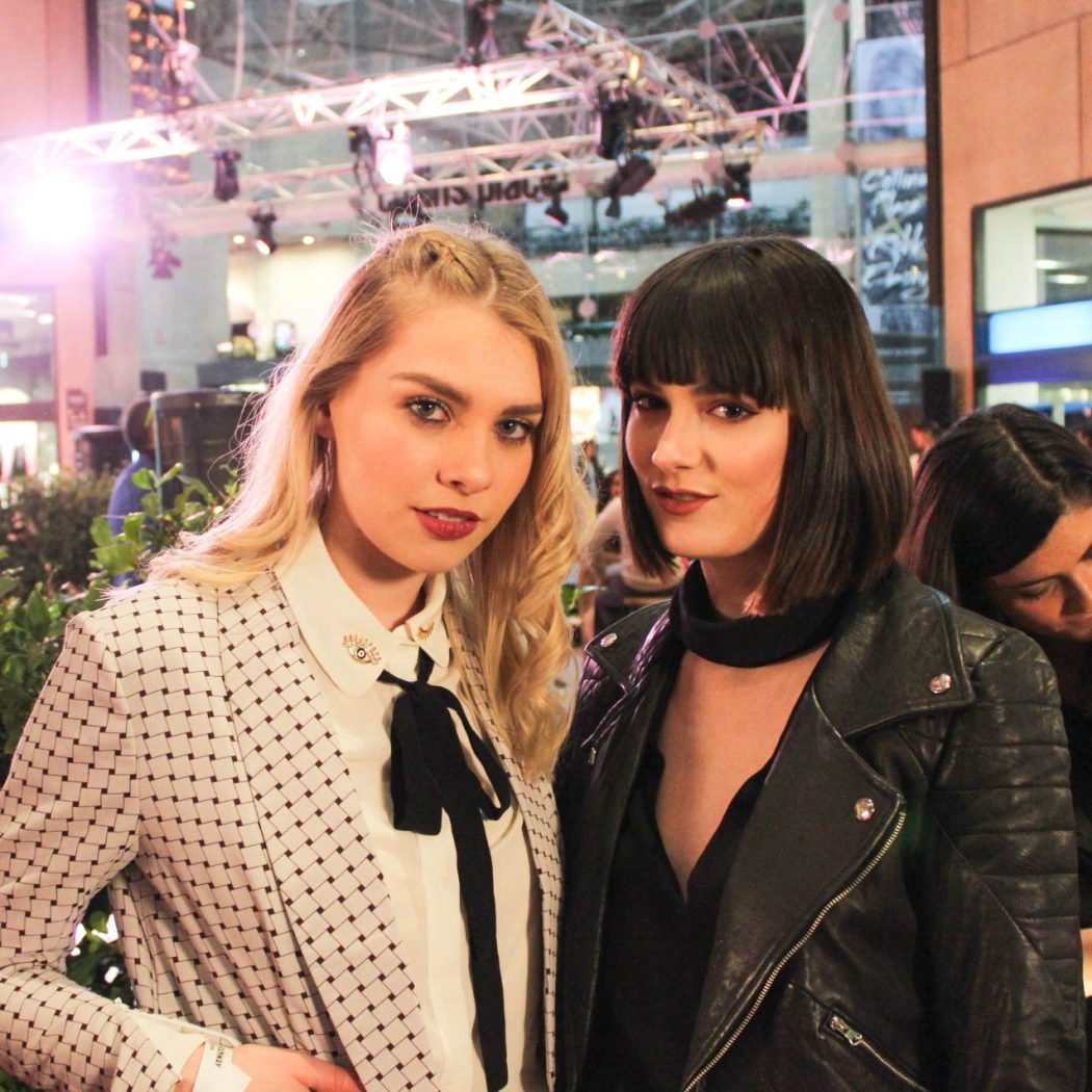 With the oh-so-stylish Adriana from Le Blonde Fox