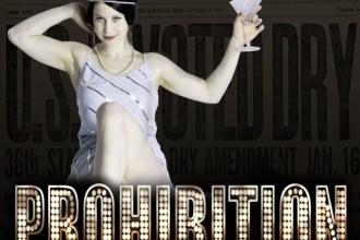 Prohibition adelaide fringe