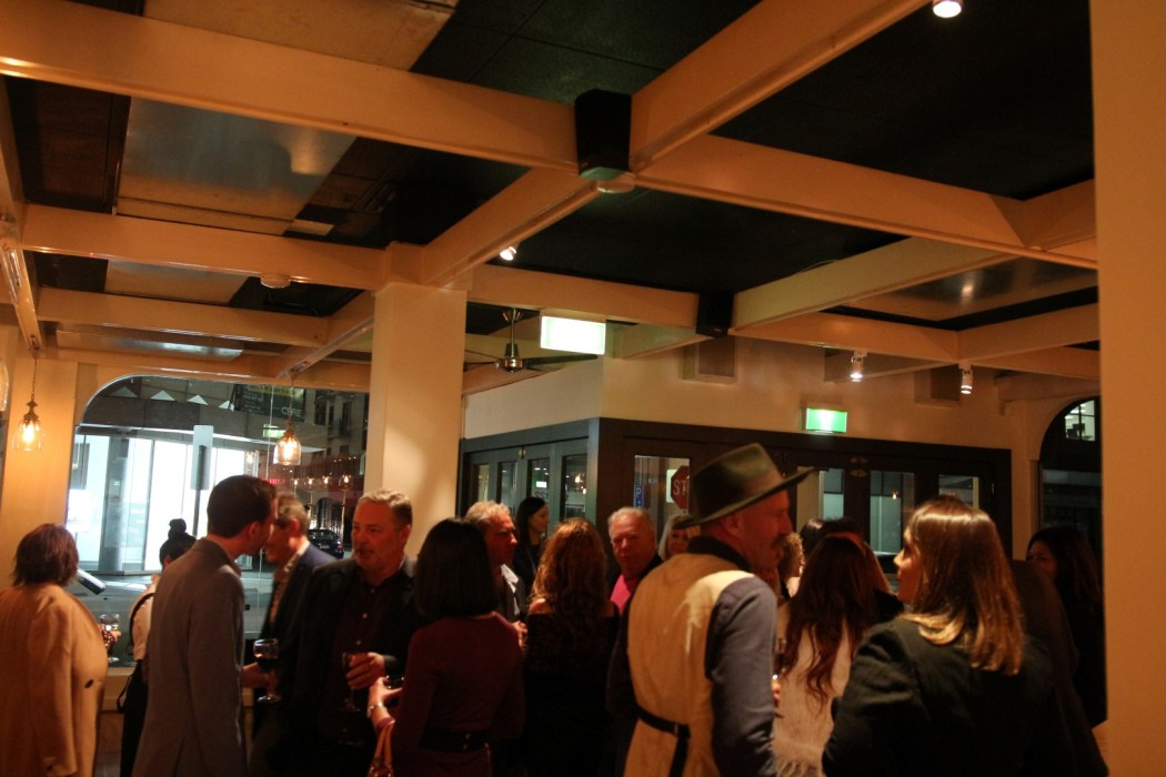 Mixing and mingling at the launch of La Provence,