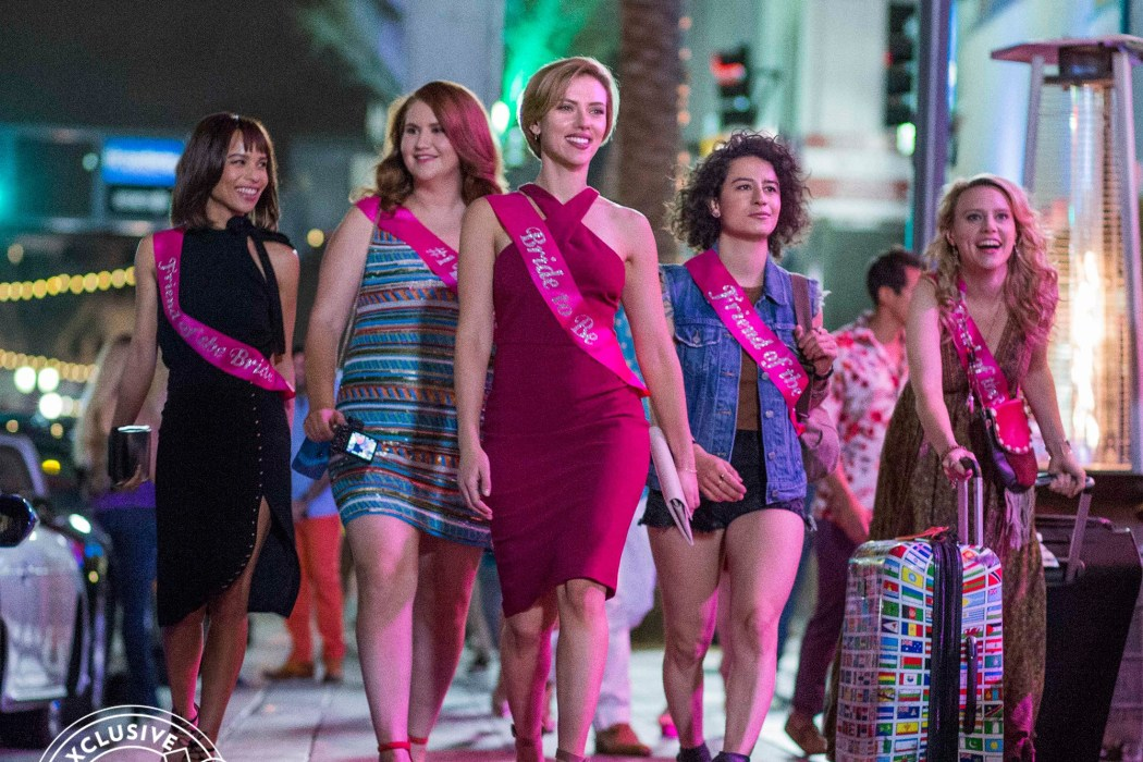 Rough night is the ultimate chick flick of 2017.