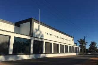 The Twenty Third Street Distillery is bringing a fresh new face to the hedonistic scene in the Riverland.