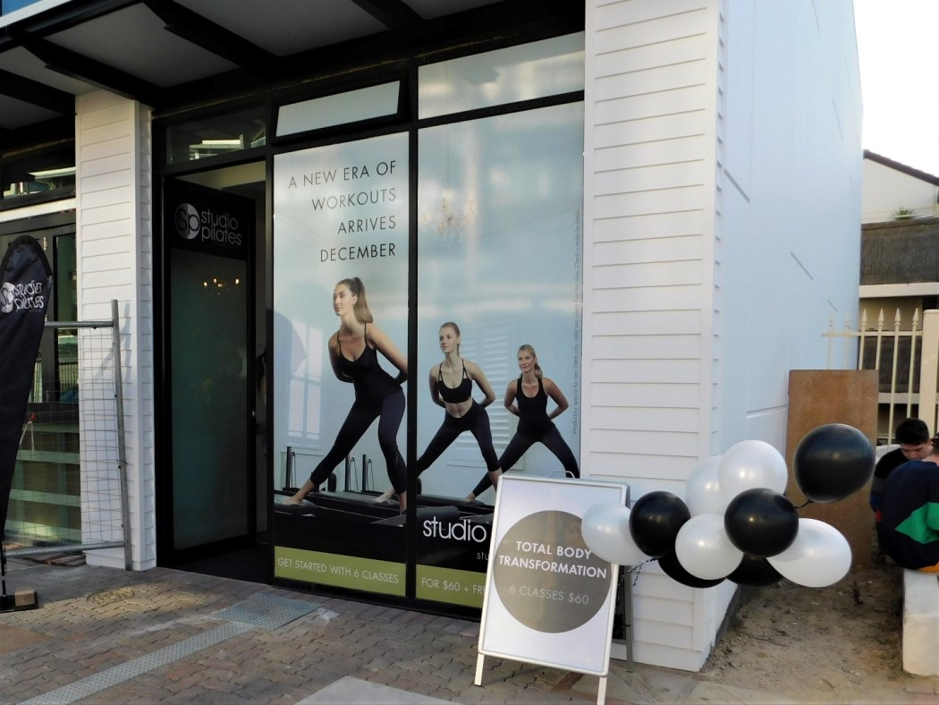 Say hello to the new Studio Pilates studio!