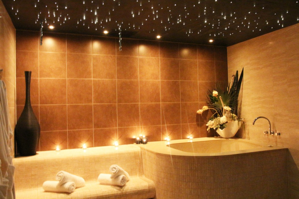 The amazing Lasertech Spa.
