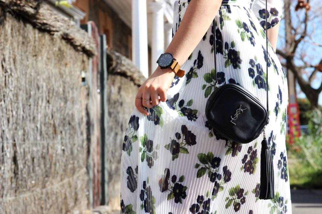 Saint Laurent 'Blogger' Bag