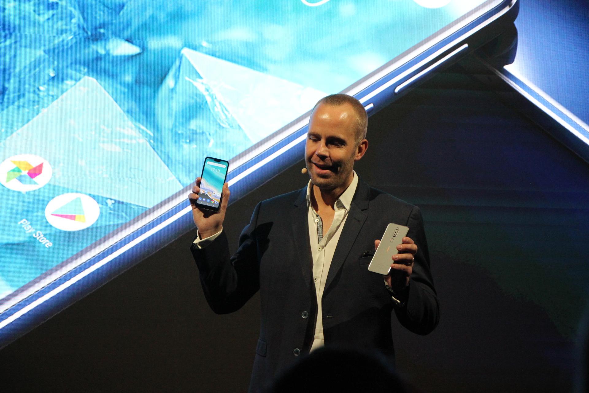 Nokia 7.1 launch London
