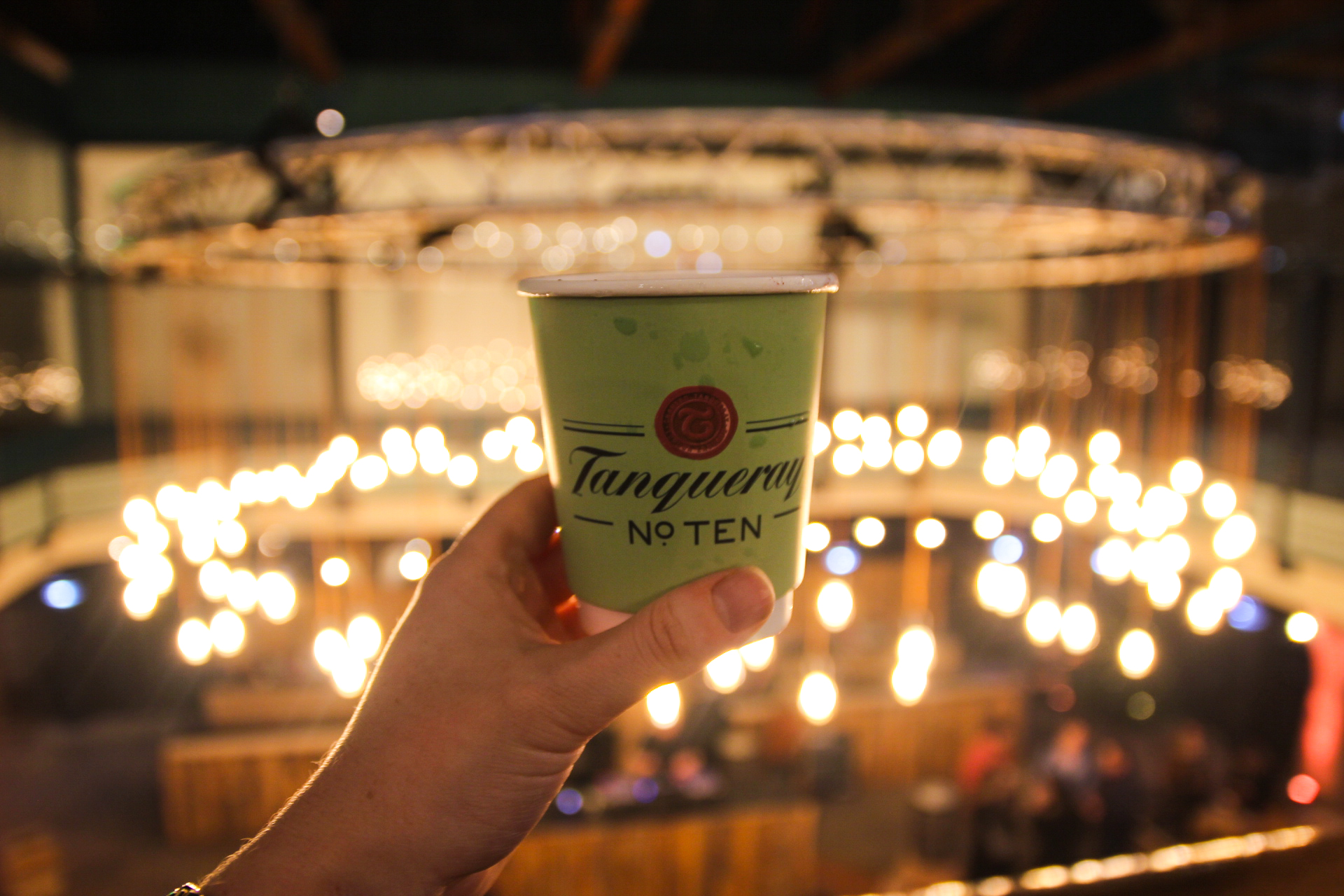 tanqueray at taste of london