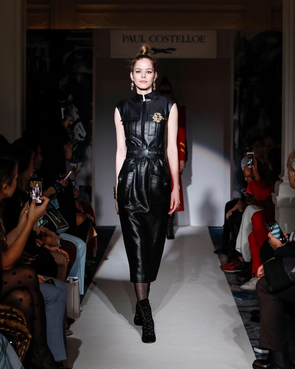 Paul Costelloe AW19 London Fashion Week on The Adelaidian