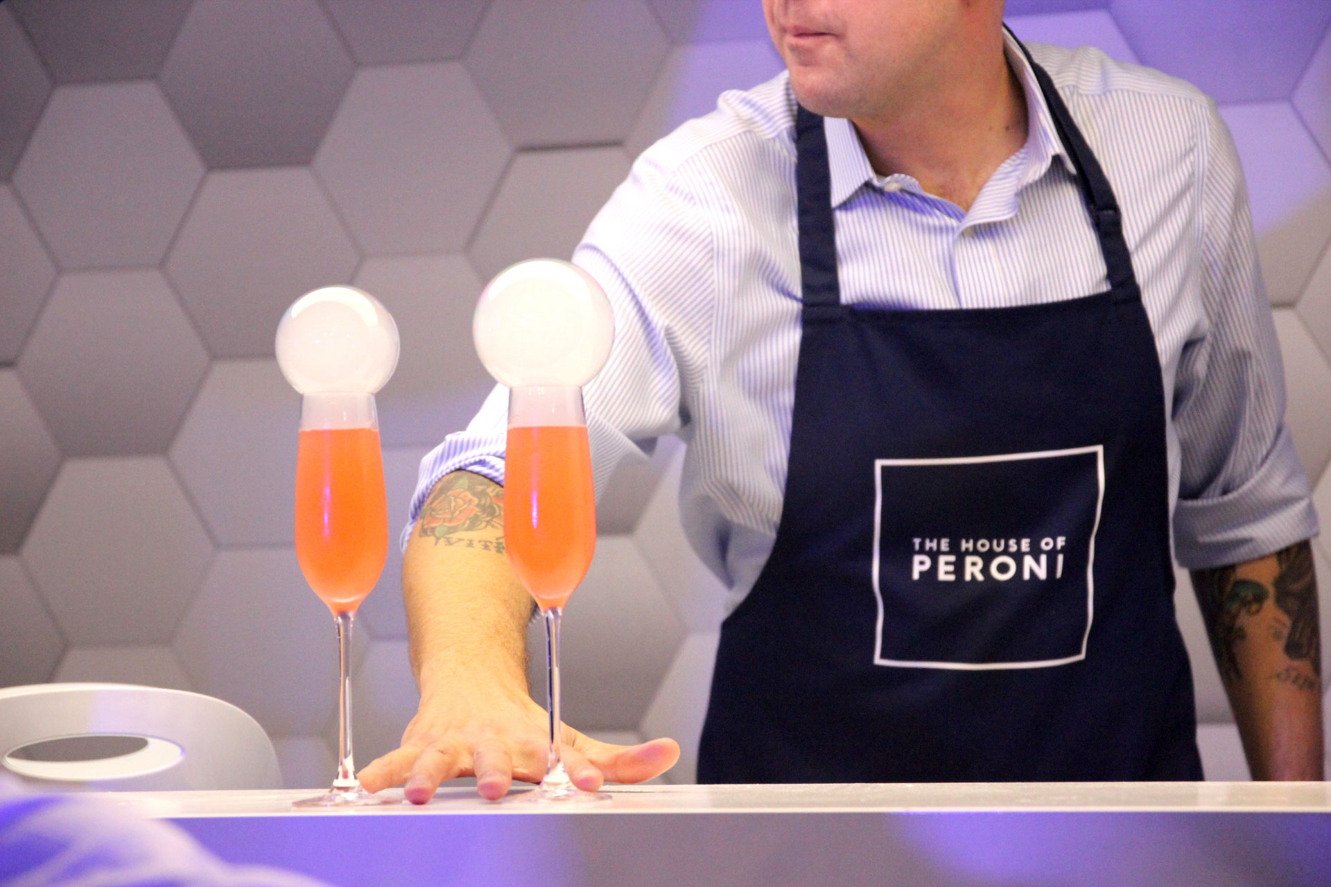 The House of Peroni Launch 2019 with The Adelaidian