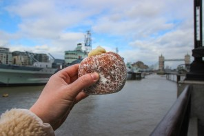 Embarking on a London Bridge Secret Food Tour