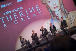 Cataherine the Great premiere with Now TV