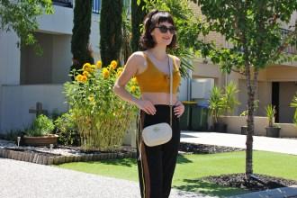 Kristen Byass with Style Secret Handbag Hire