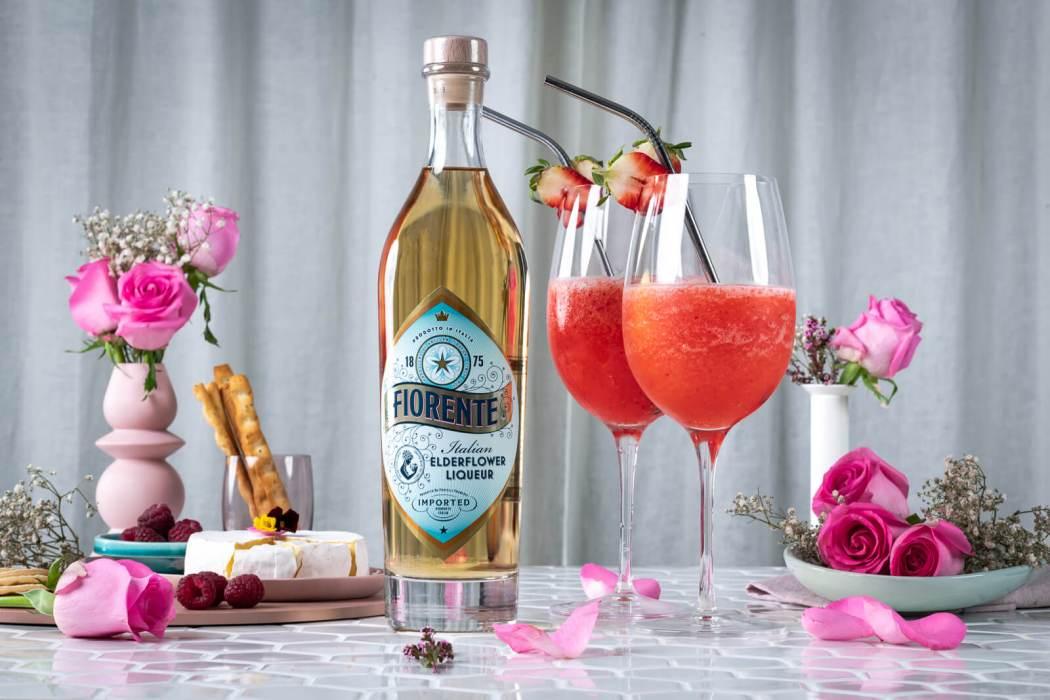 Quarantine cocktails: Fiorente Bottle and Cocktail