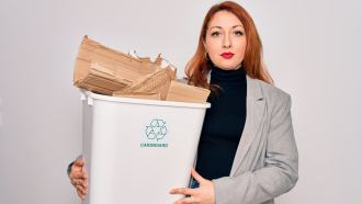 recycling tips for isolation