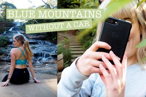 Vlog: Getting to the Blue Mountains without a car