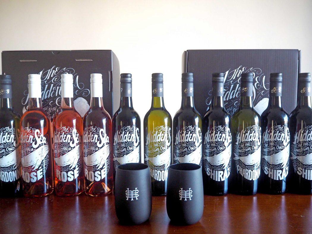 The Hidden Sea Wine