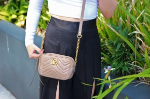 Elevating our long weekend looks with Style Secret Handbag Hire