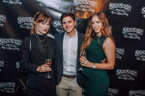 Melissa Zahorujko, Kristen Byass, Emmanuel de Madre