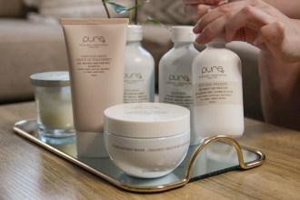 Pure Haircare Range