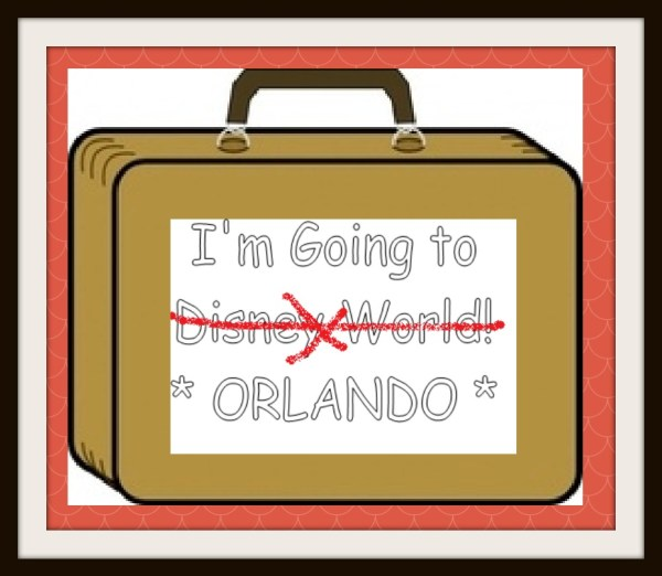 I'm Going to Disney World! ORLANDO!