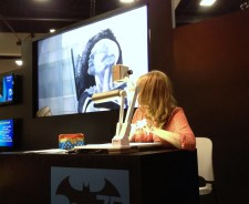 SDCC comic-con 2014 live artist comic sketch q&a