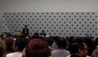 Comic-Con Dark Horse Panel Mike DiMartino and Bryan Konietzko