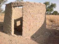 uncompleted hut_Burkina Faso