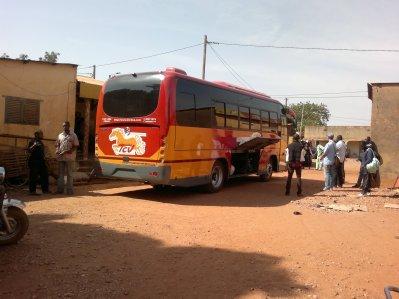 U want to take this bus operator_Burkina Faso