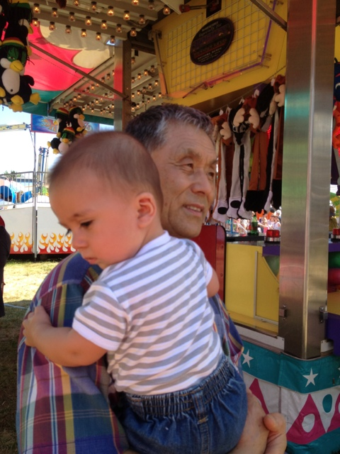Rides, Animals, and Good Quality Family Time at the Fair (1/6)