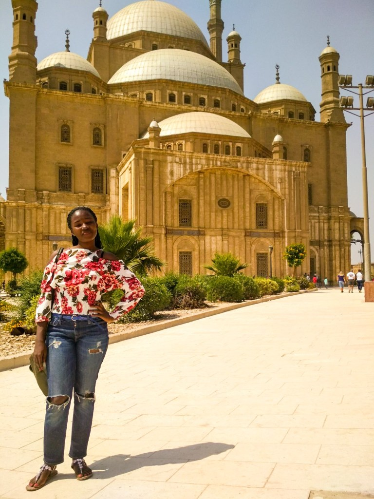 Cairo Citadel is one of the Egyptian monuments