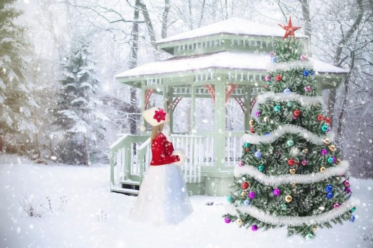 12 Christmas traditions around the world.