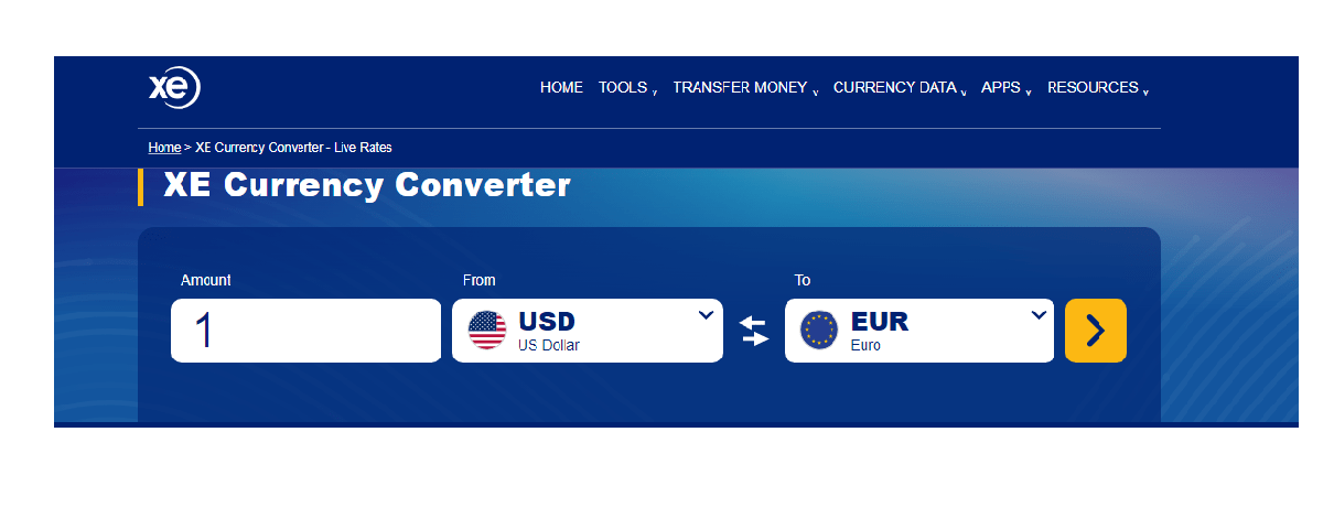 XE currency is one of the must have free travel apps that do not need wifi and will give you real time exchange rate on the go. #freetravelapps #freecurrencyexchangeapps #travelappsthatworkoffline