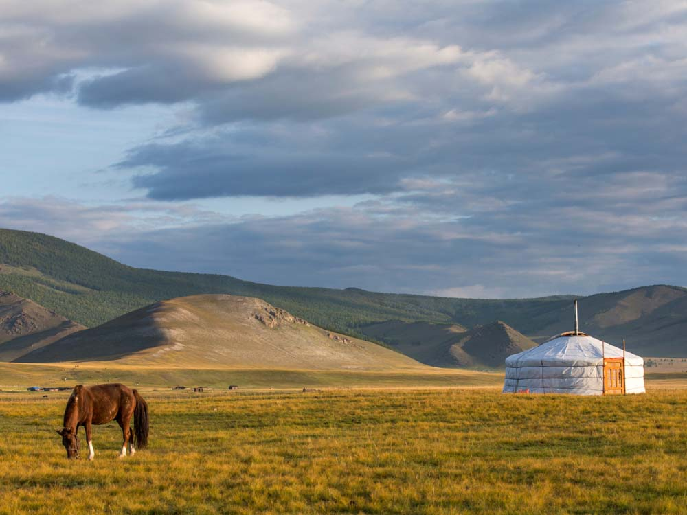 Mongolia is one of the cheapest places to travel in Asia