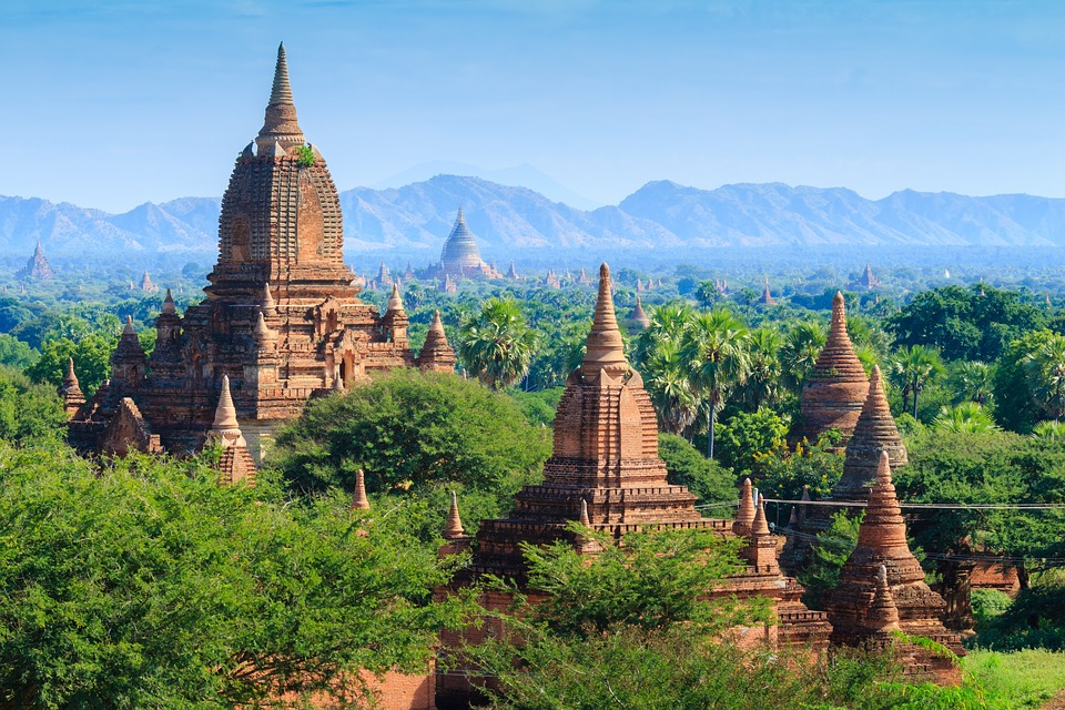 Myanmar is one of the cheapest countries in Asia
