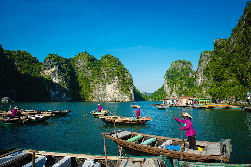 Vietnam is one of the cheapest Asian countries to visit