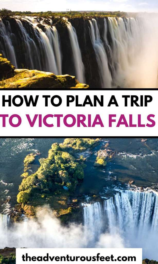 Are you planning to travel to Victoria Falls in Zimbabwe? Here are the essentials tips you need to know   How to plan a trio to Victoria falls  Tips for visiting Victoria falls  Guide to visiting Victoria falls in Zimbabwe  Tips for visiting Victoria falls in Zambia  how to get to Victoria falls  Victoria falls tips  Victoria falls travel guide   things to do at Victoria falls  Victoria falls activities   things to know before traveling to Victoria falls #theadventurousfeet
