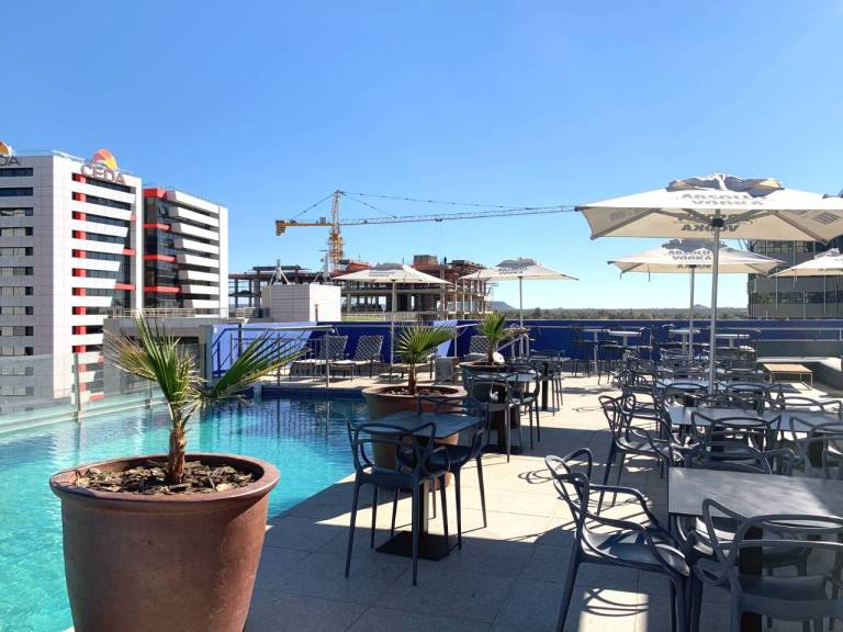 Hotels in Gaborone: A honest review of Masa square Hotel in Gaborone, Botswana