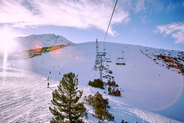 Bansko is where to go for the cheapest skiing in Europe