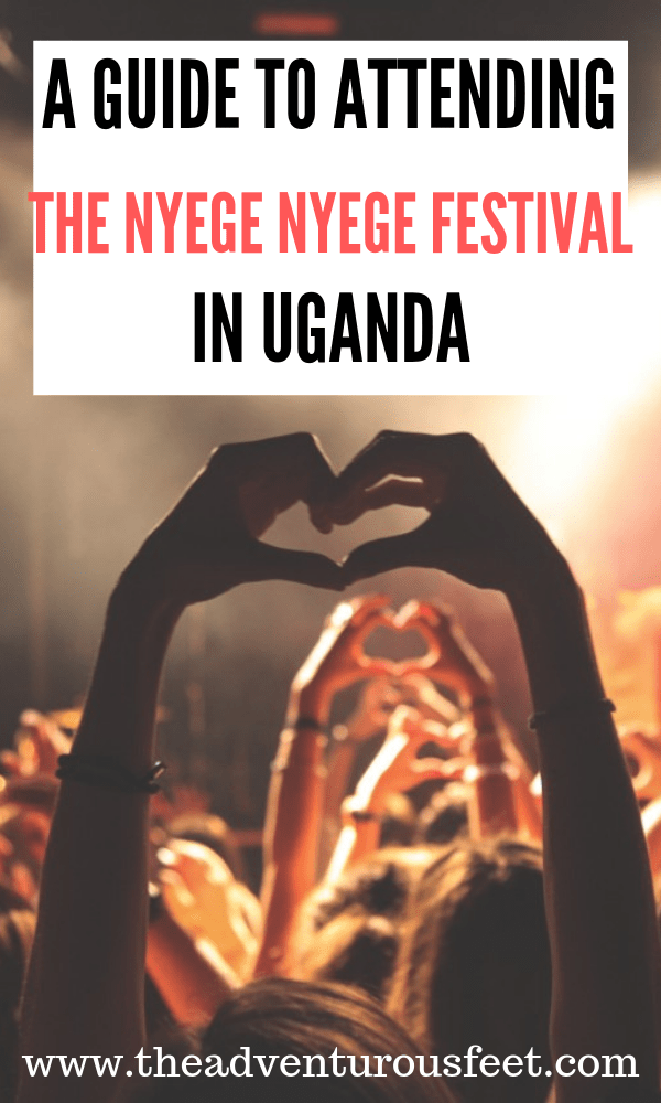 Going for the nyege nyege festival? Here is everything you need to know before you go. Fom prices, how to get the the Nile discovery beach to where to go after the festival. #Uganda #nyegenyegefestival2019