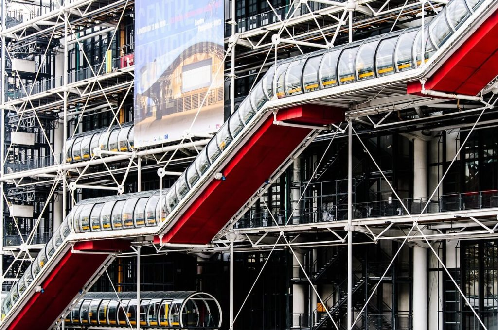 Pompidou Centre- what to see in paris
