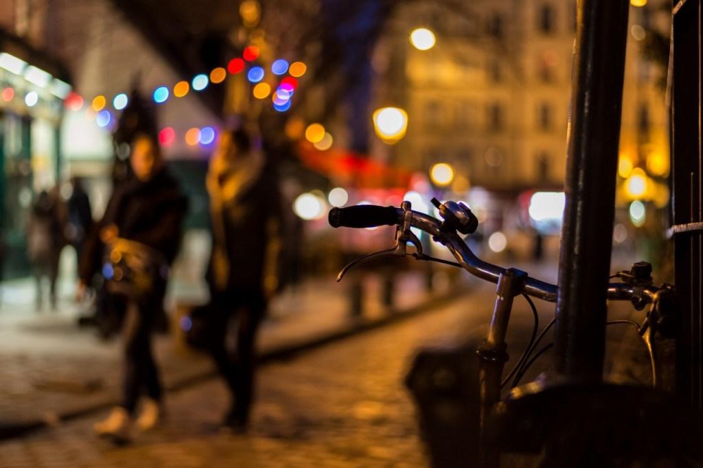 night walks in paris
