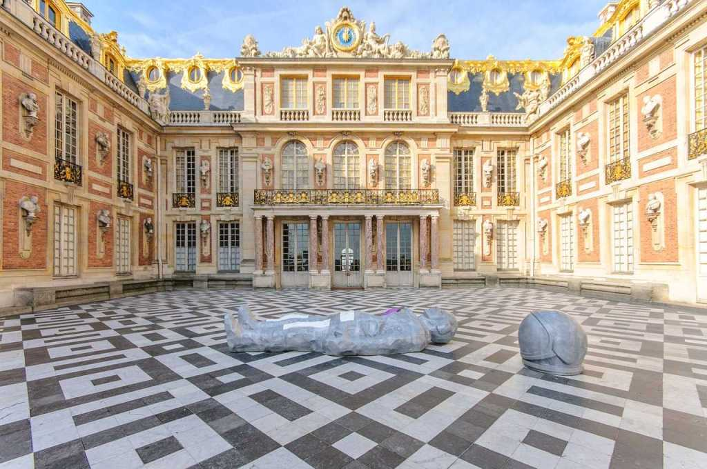 versailles is one of the best castles in france
