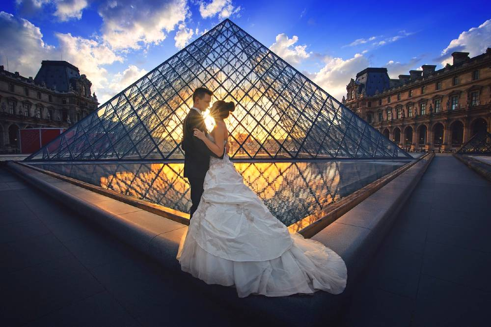 Paris is one of the most romantic places  in Europe