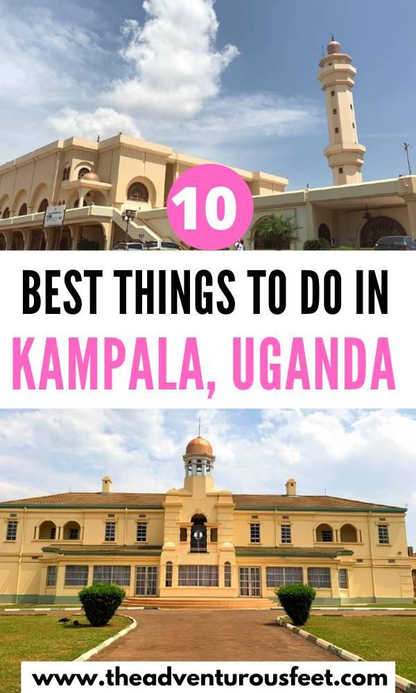 Traveling to kampala? Here are the best things to do | best things to do in kampala | kampala things to do | what to do in kampala| best places to visit in kampala | tourist attractions in kampala | what to see in kampala| things to do in kampala,uganda | kampala attractions |best places in kampala #thingstosoinkampala #placestovisitinkampala #kampalaattractions #theadventurousfeet #kampalauganda
