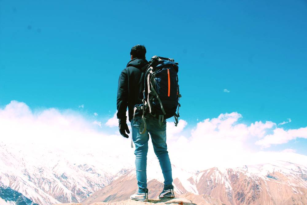 tips for backpacking for beginners