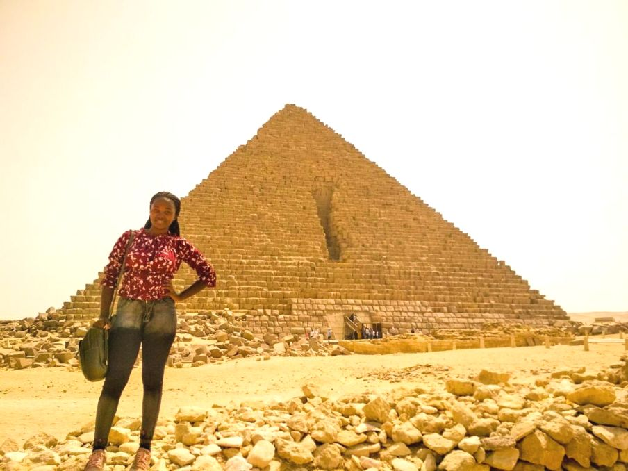 what to wear in Egypt as awoman