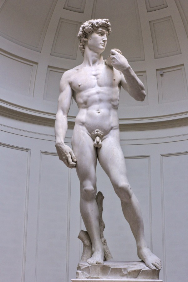 Galleria dell'accademia, Florence is one of the best museums in Europe