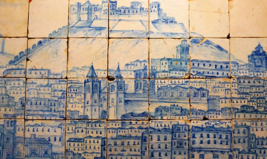 National Tile Museum in Lisbon is one of the best European museums