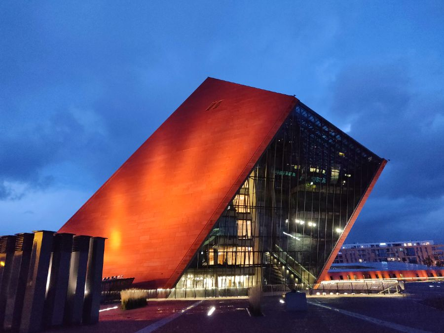 The Museum of the Second World War, Gdansk is one of the best museums in Europe